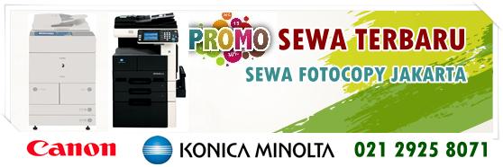 Sewa Mesin Fotocopy Digital Jakarta
